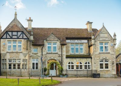 Commercial Photography - Kings Arms Hotel
