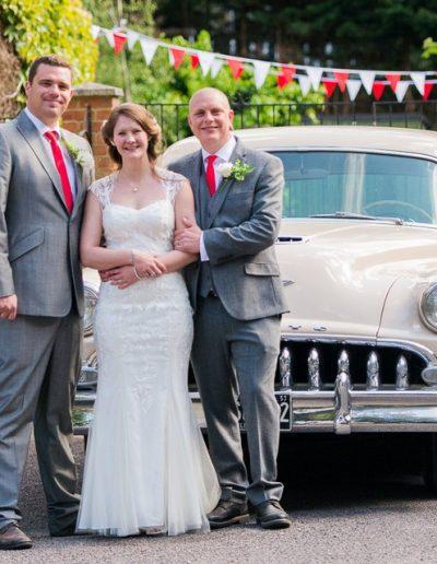 Wedding photography - Sam and Sam