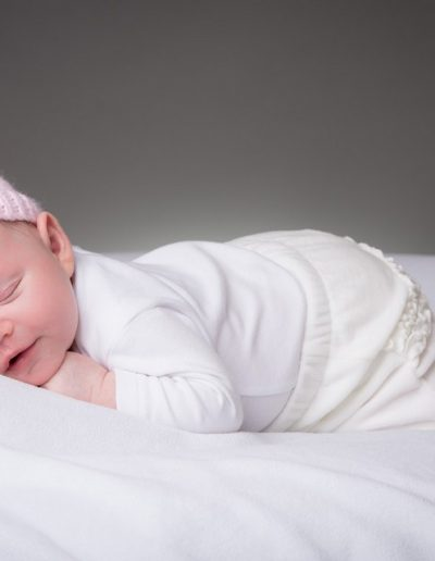Family Photography - Sleeping Baby