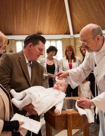 Family Photography - Christening
