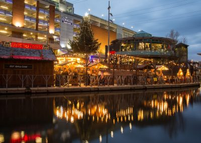Commercial Photography - Christmas Market