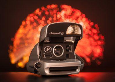 Still life photography - Polaroid Camera