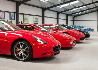 Commercial Photography - Bramshaw Bespoke Vehicles