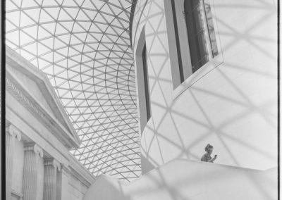 Film photography - British Museum