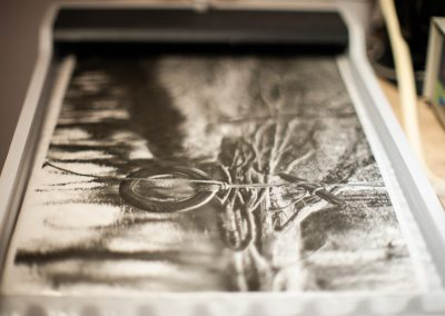 Darkroom - Print in the washer