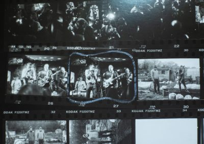 Film developing - Contact Sheet