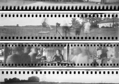 Pinhole camera - Bugac Panoramas