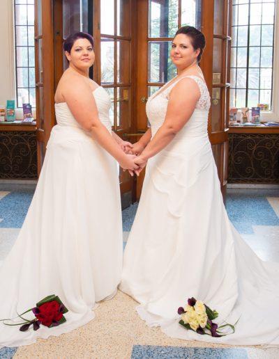 Wedding portfolio - Ingrid & Gabi