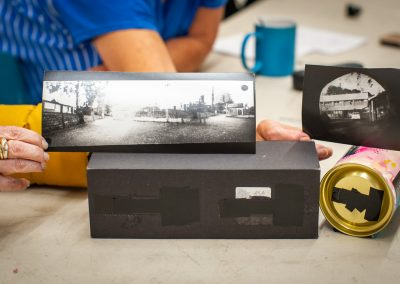 Pinhole Camera Workshop - Samples