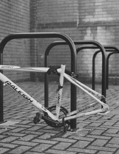 Abandoned Things - Bike