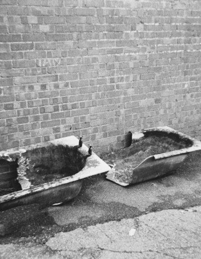 Abandoned Things - Bath Tub