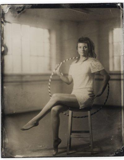 Wert place collodion - Hula Hoop Girl