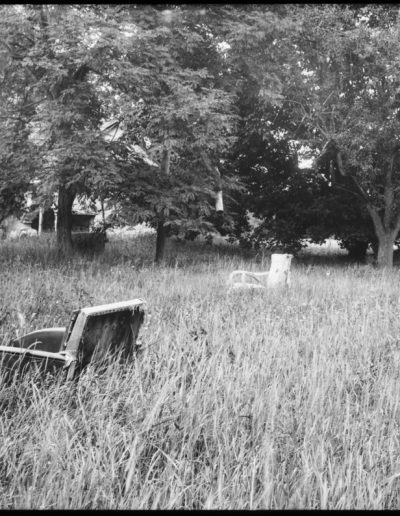 Abandoned Things - Armchairs